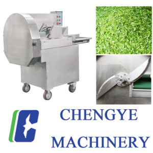 Vegetable Cutter/Cutting Machine CE Certification 380V 3.3kw pictures & photos