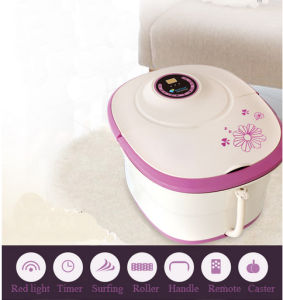 Mimir mm-15c Detox Professional Electric Foot Massage Machine with Great Price pictures & photos
