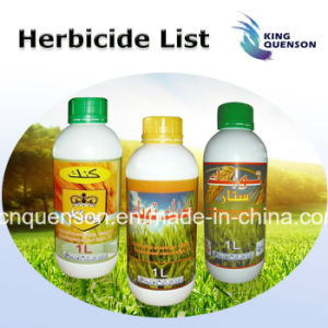 King Quenson Weed Control Customized Label Products List Weedicide pictures & photos