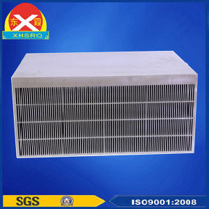 Anodized Aluminium Profile Heat Sink with ISO9001 Certificated pictures & photos