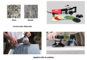 Stone/Granite/Marble Diamond Wet Polihsing Pads pictures & photos