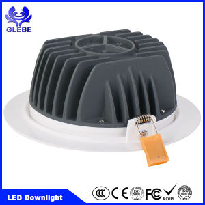 Wholesale New Round 8 Inch COB 30W Ceiling LED Downlight pictures & photos
