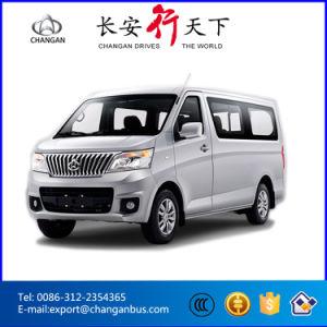 Chana G10 Model 11 Seats 1.5L Gasoline Mitsubishi Engine Mini Van pictures & photos