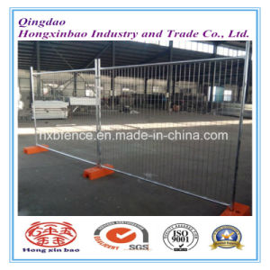 Coated Welded Wire Mesh/Chain Link Temporary Fence pictures & photos