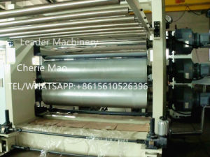 High Output PMMA /ABS Sanity Board Extrusion Machinery pictures & photos