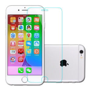 Mobile Phone Accessories 3D Tempered Glass Screen Protector for iPhone 6