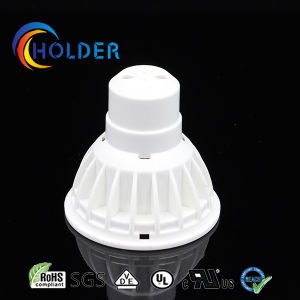 LED Spot Light Cups for 4W 5W 6W GU10 COB LED Plastic Cover pictures & photos