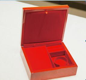 Chinese Dragon and Phoenix Wedding Jewelry Box pictures & photos