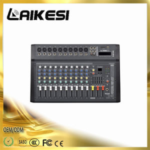 Cmx802 Audio Mixer with Amplifier 300W pictures & photos