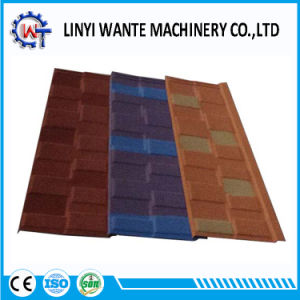 Top Quality Stone Coated Metal Shingle Roof/Roofing Tiles pictures & photos