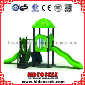 Used Commercial Outdoor Playground with Slide pictures & photos