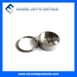 Titanium Alloy Parts for CNC Machining pictures & photos