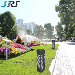 High Quality Low Carbon IP66 Waterproof Solar LED Lawn Garden Lamp pictures & photos
