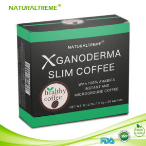 Health Organic Ganoderma Slimming Weight Loss Instant Coffee pictures & photos