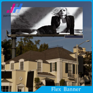 Glossy PVC Banner for Large Format Billboard pictures & photos