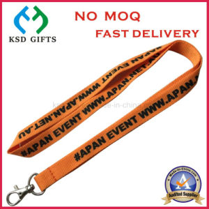 Polyester Printed Promotional Cell Phone Strap pictures & photos