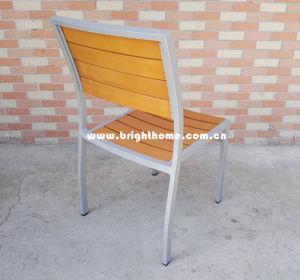 Outdoor Chair Aluminium Plastic Wood pictures & photos