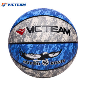 Economic Promotional Recreational Basketball Ball pictures & photos