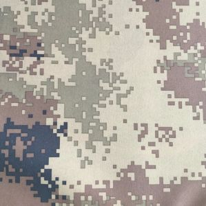 Double Face Camouflage Printed, 300d Oxford Fabric PU Coated, Waterproof pictures & photos