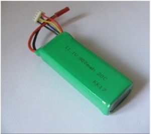 800mAh 11.1V 15c Lipo Battery for Esky Big Lama 11.1V 800mAh 20c RC Battery pictures & photos