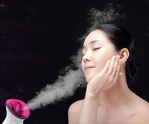Women Fashion Water Sprayer Facial Steamer for OTG Cell Phone Mini Portable Electric Mobile Skin Care pictures & photos