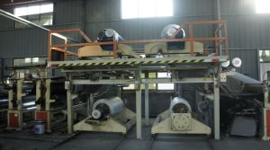Aluminin-Plastic Extrusion Machine for Aluminum-Plastic Composite Panel: ACP. pictures & photos