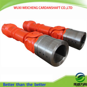 High Performance SWC620 Welded Shaft Design with Length Compensation for Machinery pictures & photos