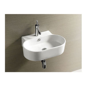 New Ceramic Wall Hung Basin pictures & photos