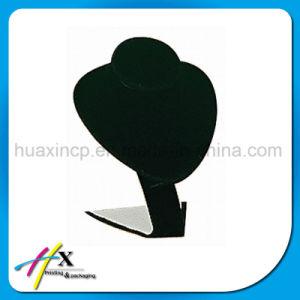 Luxury Custom Design Acrylic Jewelry Necklace Display Model pictures & photos