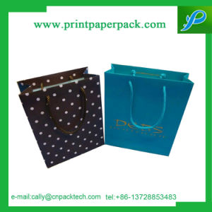 Ladies Shopping Bag Gift Bag Cloths Packing Bag pictures & photos