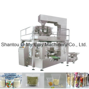 Premade Pouch Packing Machine High Speed Zipper Bag Machine pictures & photos