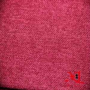 Upholstery Polyester Home Textile Furnish Sofa Woven Fabric pictures & photos