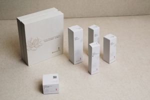 Professional Custom Packaging Box Cosmetic Paper Box with Compartments Cardboard pictures & photos