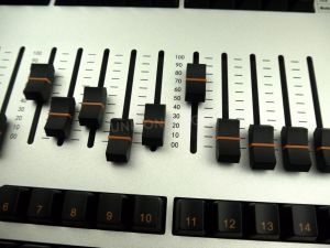 on PC Fader Wing Lighting Console Lighting Console System DMX Controller pictures & photos