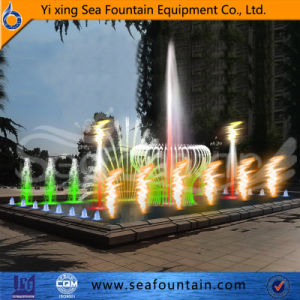 Changeable Multimedia Music Fountain pictures & photos