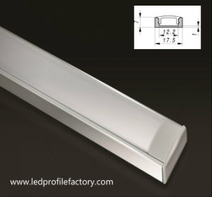 Pn4110 Low Line Extrusion LED Aluminium Profile for Kitchen Cabinets pictures & photos