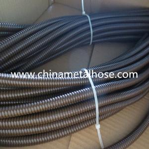 PVC Jacked Flexible Metal Interlock Conduit Manufacturer pictures & photos