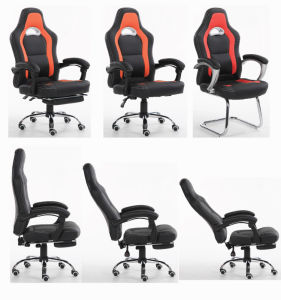 fashion Design PU Gaming Office Chair Reclining Gaming Office Chair pictures & photos