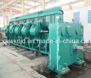 Hot Rolling Mill Type Wire Rod and Tmt Bar Mill pictures & photos