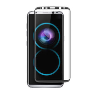 3D Curved Tempered Glass for Samsung Galaxy S8 Full Cover pictures & photos
