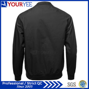 Best Price High Quality Mens Zipper up Bomber Jackets (YBJ113) pictures & photos