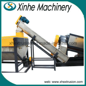 Plastic Recycling Machine Waste PE PP Film Recycle Washing Line/Production Line pictures & photos