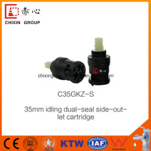 35mm Three Ring Faucet Ceramic Cartridge Normal pictures & photos