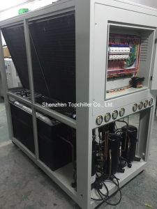 Air Cooled Glycol Chiller Danfoss Compressors for Anodizing Process pictures & photos