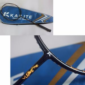 Hot Stamping Foil for Badminton Racket pictures & photos