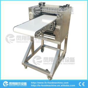 Industrial Fish Processor Squid Ring Slicer, Meat Cutting Dicing Machine (FGB-118) pictures & photos