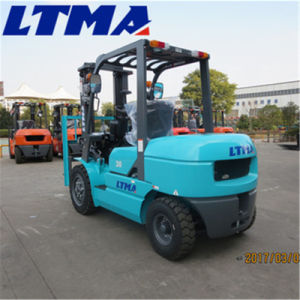 1.5 - 3 Ton Internal Combustion Engine Forklift Price for Sale pictures & photos