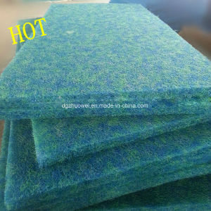 Water Resistance Washable Biological Filter Mat/Washable and Durable Pond /Aquarium Bio Filter pictures & photos
