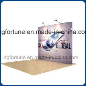 10FT Trade Show Fabric Magic Tape Trade Show Pop up Wall Display pictures & photos