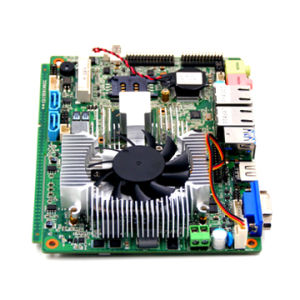 Dual Core I7 2620m Processor OEM Industrial Motherboard pictures & photos